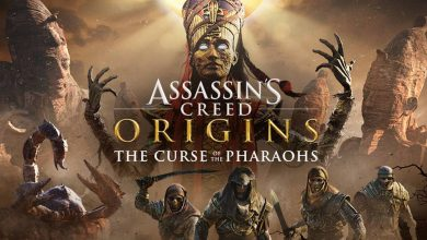 Photo of ASSASSINS CREED ORIGINS THE CURSE OF THE PHARAOHS (MALDICIÓN DE LOS FARAONES) CRACK FIX FULL MEGA 2018