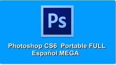 Photo of Photoshop CS6 Portable en Español 1 link [MEGA]