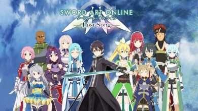 Photo of Sword Art Online Lost Song PC Español Full Mega 2018