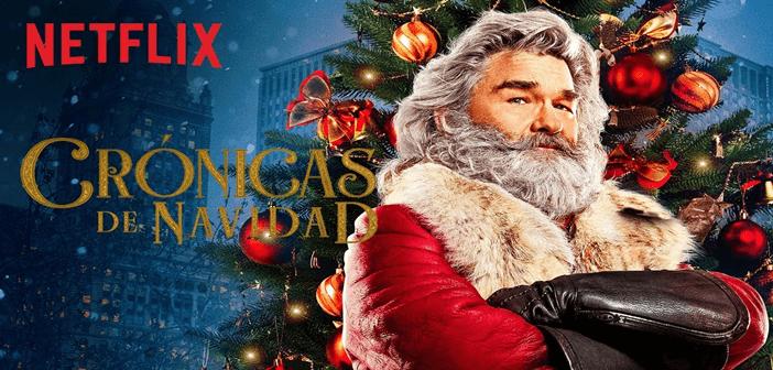 ▷ Descargar Crónicas de Navidad (2018) HD 1080p Audio Latino ✅