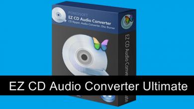 Photo of EZ CD Audio Converter Ultimate v9.1.1.1 convertidor, editor de audio y grabadora de discos