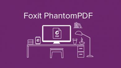 Photo of Foxit PhantomPDF Business v9.7.1.29511 (2020), Solución para la gestión de documentos, archivos PDF
