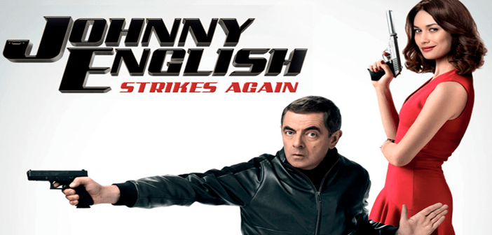 ▷ Descargar Johnny English 3.0: De nuevo en acción (2018) HD 1080p Audio Latino ✅