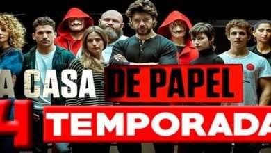 Photo of La casa de papel (2020) Temporada 4 Full HD 1080p Español