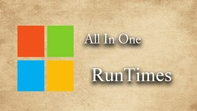 Photo of All in One Runtimes v2.4.8, Paquete de Runtimes Importantes (.NET, VC++, Java, Silverlight, Flash Player, DirectX)