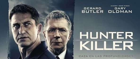 Hunter Killer Steam