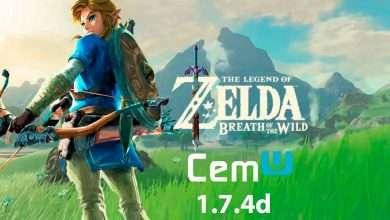 Photo of The Legend OF Zelda Breath OF The Wild PC Español v1.5 Cemu 1.7.4.d